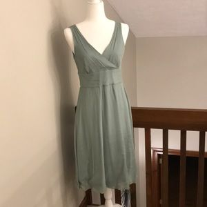 Jcrew tea length dress